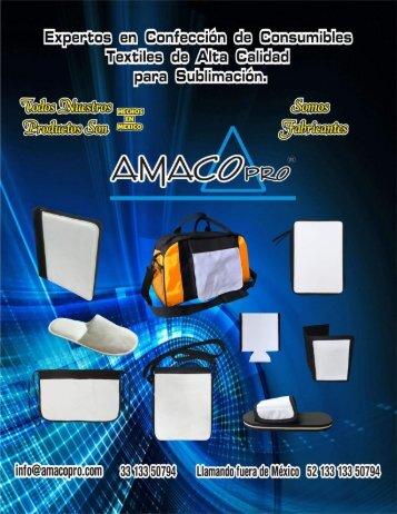Catálogo Amacopro