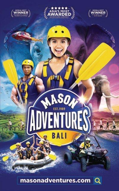 Mason Adventures E Brochure