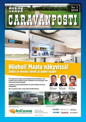 caravanposti 1 / 2018