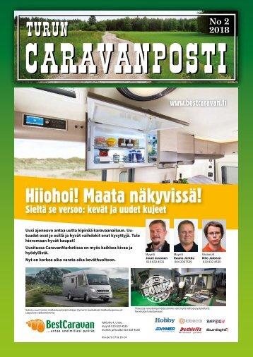 caravanposti 2 / 2018