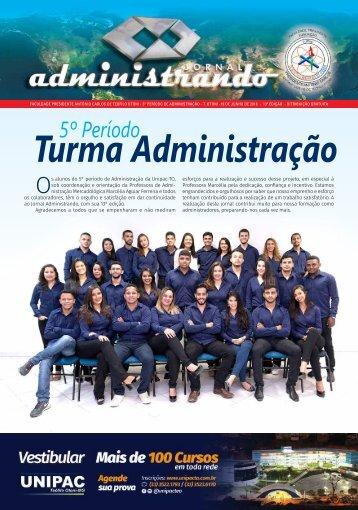 Jornal Administrando 2018/1