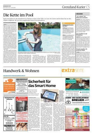 Handwerk & Wohnen  -20.06.2018-