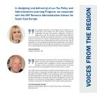 Tax Policy and Administration Learning Program - Page 4