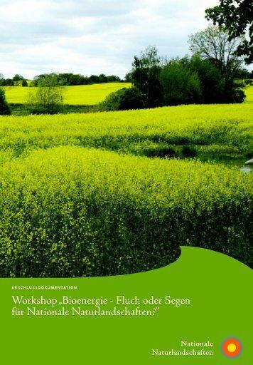 Pressemitteilung Die Nationalen Naturlandschaften beziehen ...
