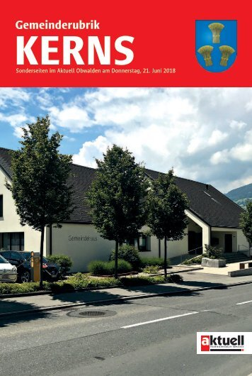 Gemeinde Kerns 2018-25