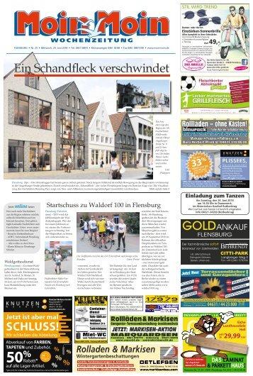 MoinMoin Flensburg 25 2018
