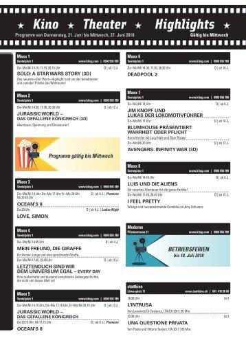 Kino KW25 / 21.06.18