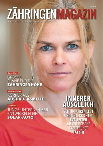 Zähringen Magazin (Juni 2018)