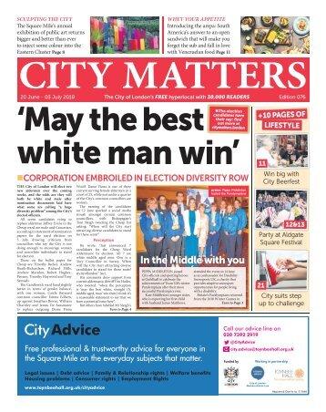 City Matters 076