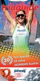 IRONMAN Austria 2018 Fan-Special