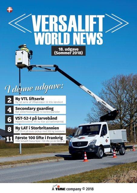 Versalift World News (18. udgave)