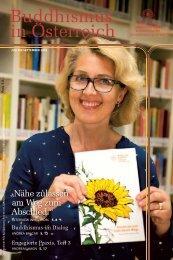 Buddhismus in Österreich - Ausgabe Juli bis September 2018