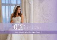 Wedding Photography Brochure (Taylor Made Photography)