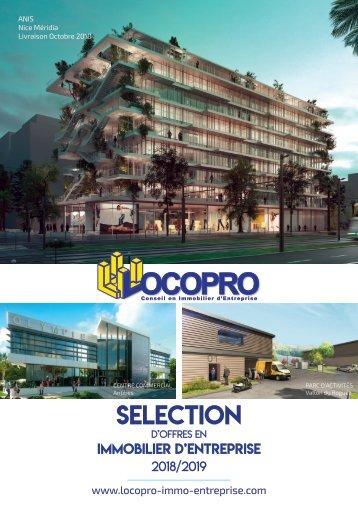 Plaquette Locopro 2018/2019