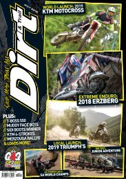 Dirt and Trail July 2018 issue 2