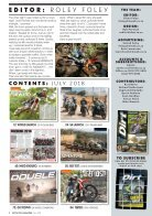 Dirt and Trail July 2018 issue 2 - Page 4