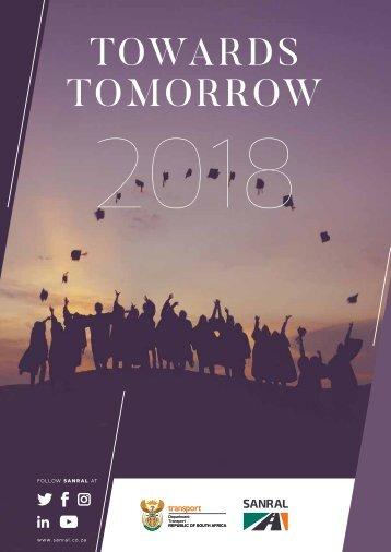 5396_SANRAL_Towards Tomorrow 2018_ SMALLEST FILE SIZE v6