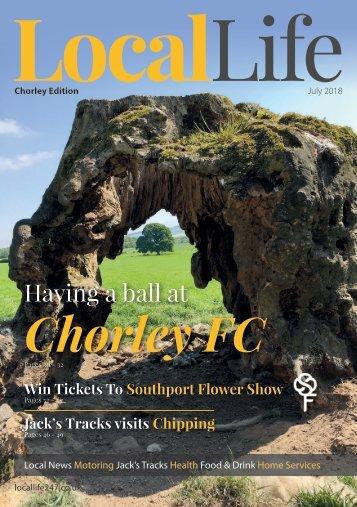 Local Life - Chorley - July 2018