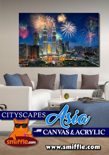 Cityscapes - ASIA - Brochure