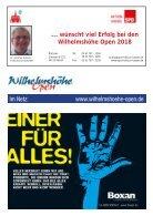 Wilhelmshöhe Open - Turnier-Magazin 2018 - Seite 4