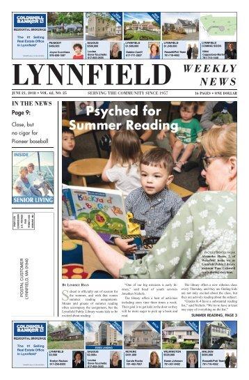 Lynnfield 6-21-18