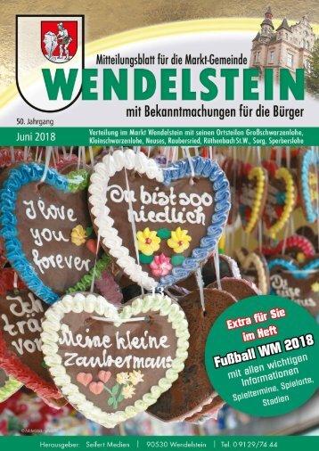 Wendelstein - Juni 2018