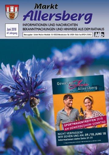 Allersberg -  Juni 2018