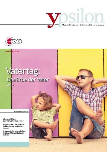 Ypsilon_03_18 - Vatertag: Das Erbe der Väter
