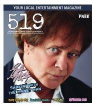 519 Magazine - July 2018