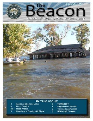September 2011 - Nebraska Emergency Management Agency ...