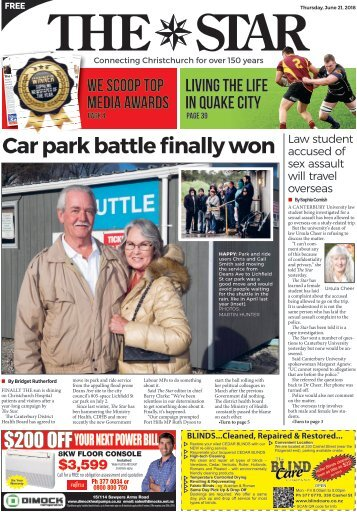 The Star: June 21, 2018