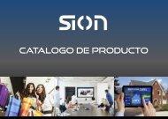 Catalogo SION 2017