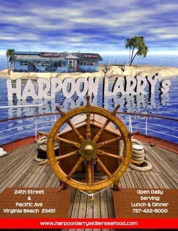 Harpoonlarryskillerseafood - harpoon larry's