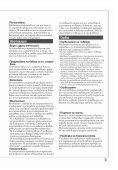Sony DSC-T25 - DSC-T25 Mode d'emploi Bulgare - Page 3