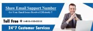 Cox Email Support Number For PDF