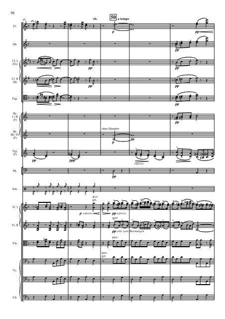 Mahler (arr. Lee): Symphony No. 1 in D Major