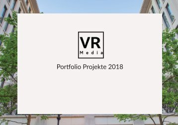VR Media Portfolio 2