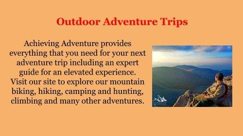 Best Camping Gear in Nashville - Achieving Adventure