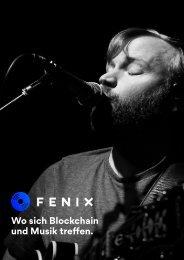 FENIX Truncated Whitepaper - German