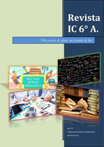 Revista IC3 original 6° A