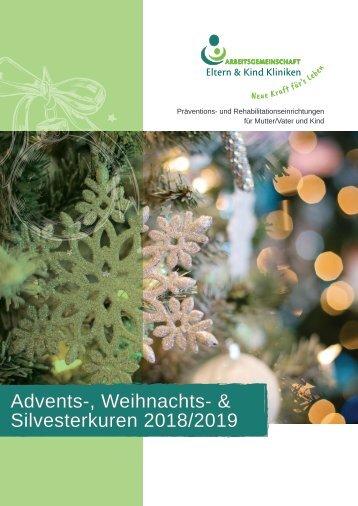 Weihnachtsprospekt 2018-2019