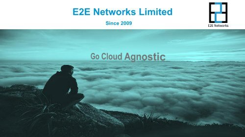 E2E-Networks-CloudOps-Presentation-19-Mar-2018