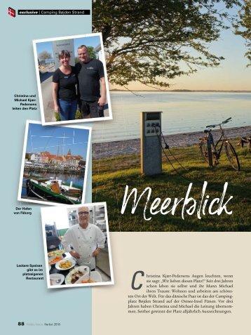 CampOne Bøjden Strand – Hobby Heute