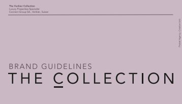 The Verbier Collection - Brand Guide