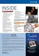 Welding World magazine June 2018 - Page 3