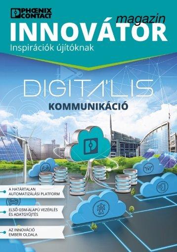 Phoenix Contact - Innovátor Magazin 2018