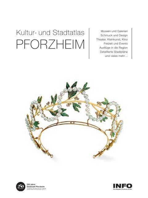Kultur- und Stadtatlas Pforzheim 2017/18