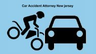 Car Accident Attorney New Jersey