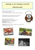 Ferienspiele Programm 2018 - Gesunde Gemeinde Spillern - Page 5