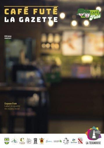 Café Futé - La gazette